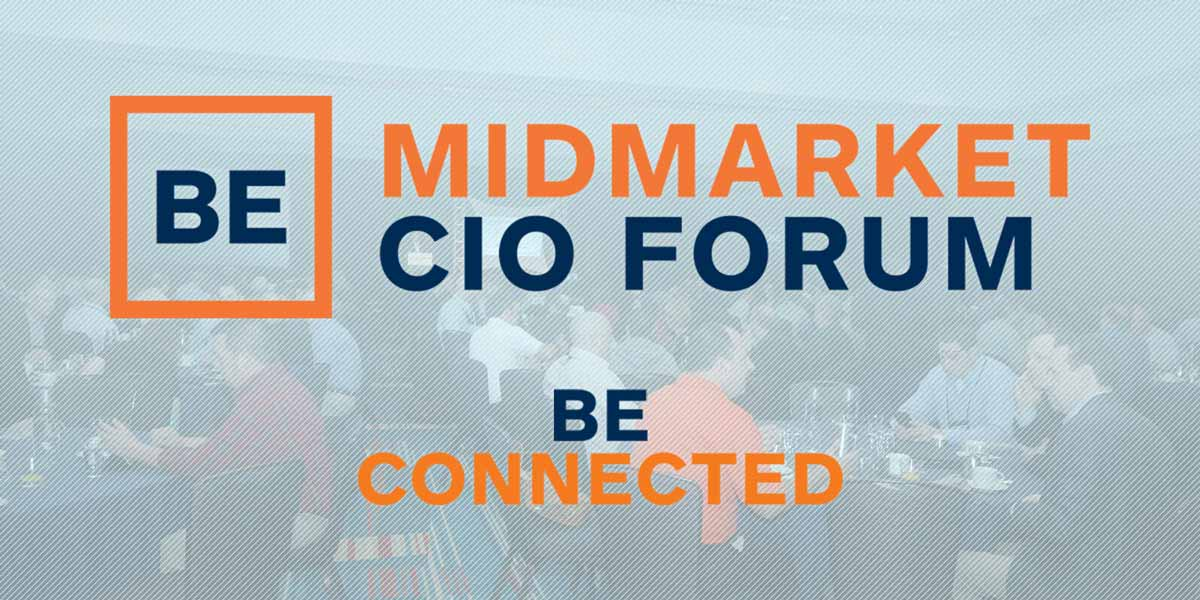Image for MVDconnect Named Finalist for Best Midmarket Solution - Service at BE Midmarket CIO Forum