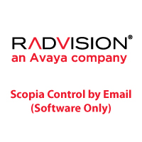 Scopia Control by Email (Software Only)