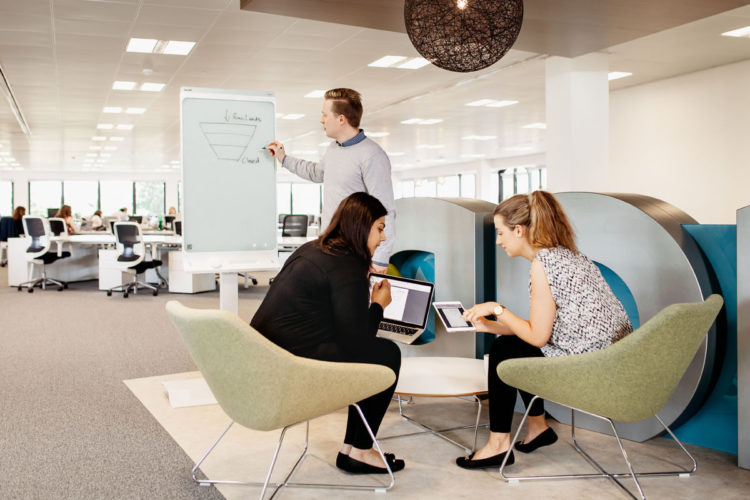 Why Companies are Moving to Activity-Based Workspaces
