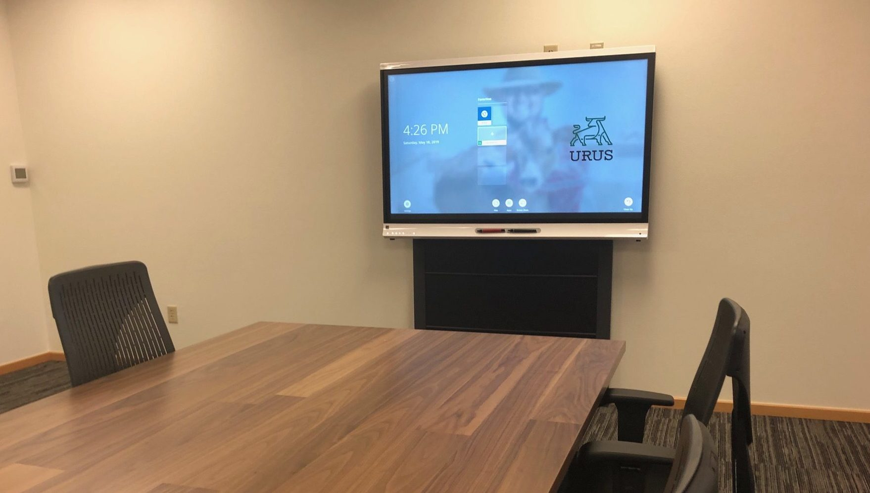 video display smartboard