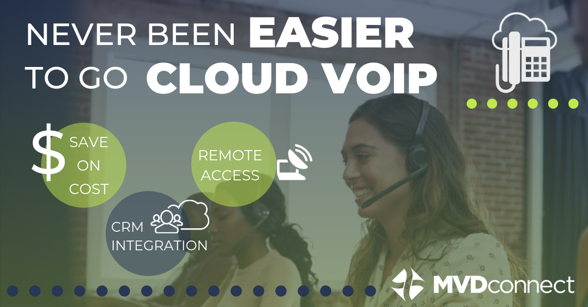 easy to go cloud voip for business