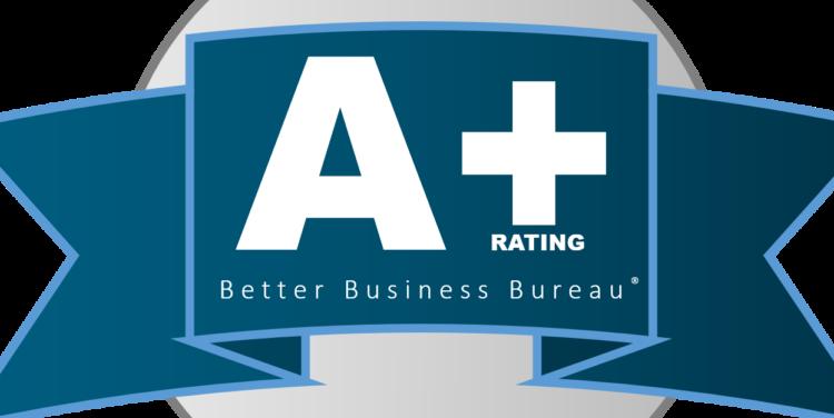 Better Business Bureau Gives MVD An A+ Rating