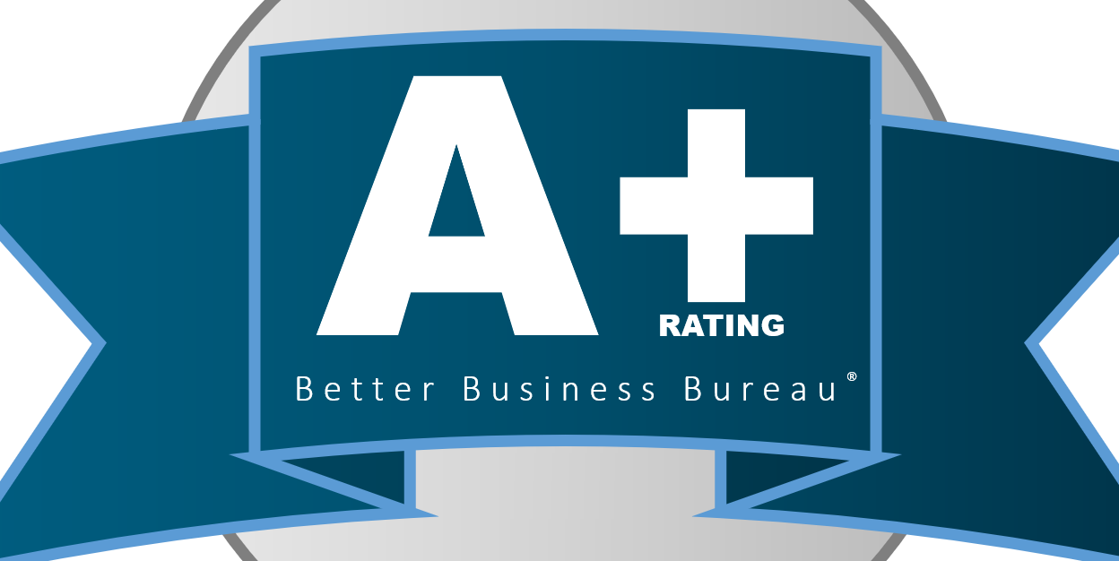 Better Business Bureau Gives MVD An A+ Rating